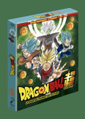 Dragon Ball Super Box 5 – Edición coleccionista BD
