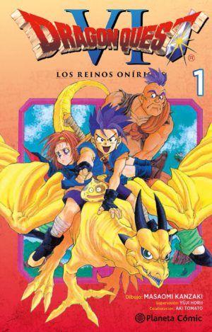Dragon Quest VI #1