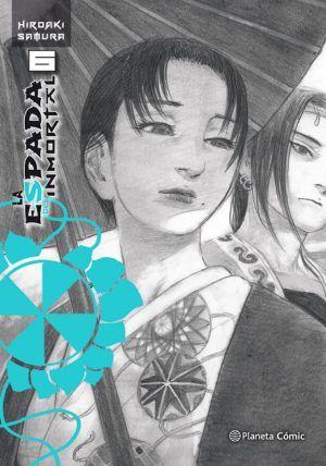La Espada del Inmortal (kanzenban) #6