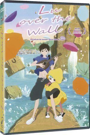 Lu over the Wall DVD