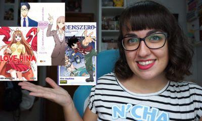 Selección novedades manga: octubre 2018