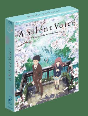 A silent voice – Edición coleccionista BD