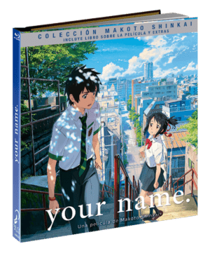 your name. – Edición digibook BD