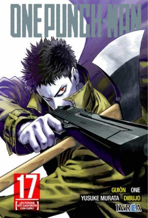 One Punch-Man #17