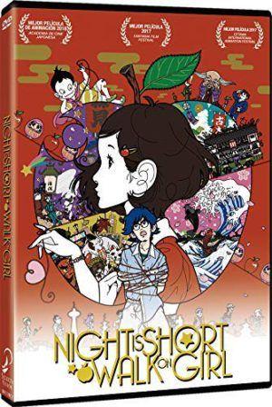 Night is Short, Walk on Girl DVD
