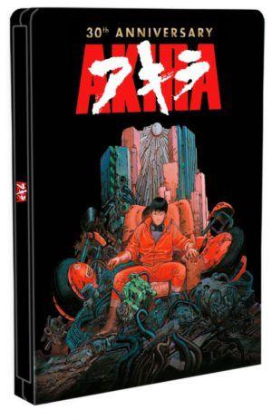 Akira Ed. Caja Metálica 30 Aniversario BD