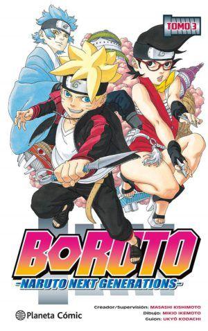 Boruto: Naruto Next Generations #3