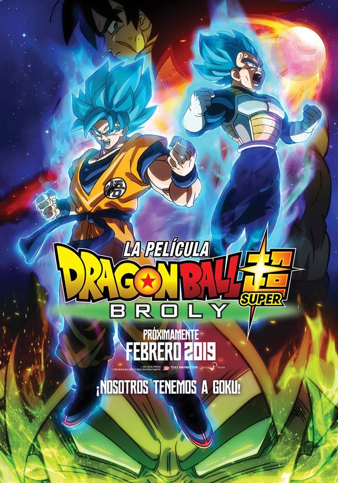 Selecta Visión Desvela El Elenco De Voces En Castellano De Dragon Ball Super Broly Ramen Para Dos