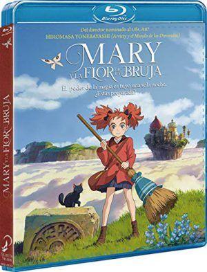 Mary y la flor de la bruja BD