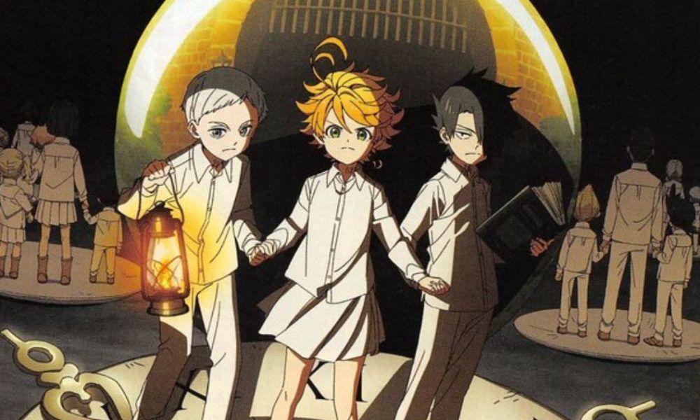 Confirmada la fecha de estreno del anime de The Promised ...