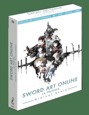 Sword Art Online: Ordinal Scale – Edición Coleccionista BD