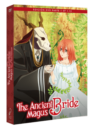 The Ancient Magus Bride Parte 1 DVD