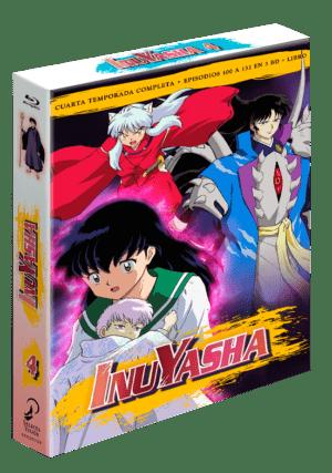 Inuyasha Box 4 – Edición Coleccionista BD