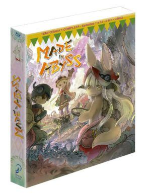 Made In Abyss – Edición Coleccionista BD