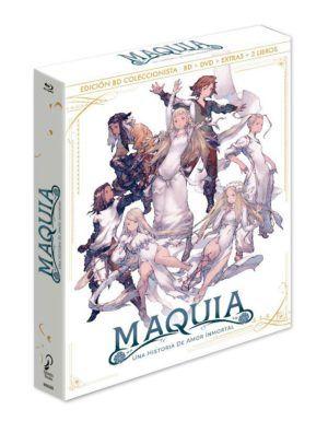 Maquia – Edición Coleccionista BD
