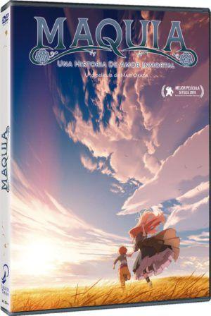 Maquia DVD