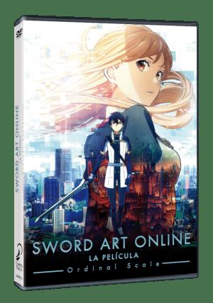 Sword Art Online Ordinal Scale Sub Espanol Facebook Sword art online the movie: sword art online ordinal scale sub
