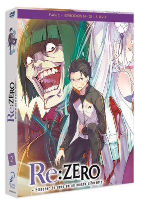 Re:Zero Box 2 DVD