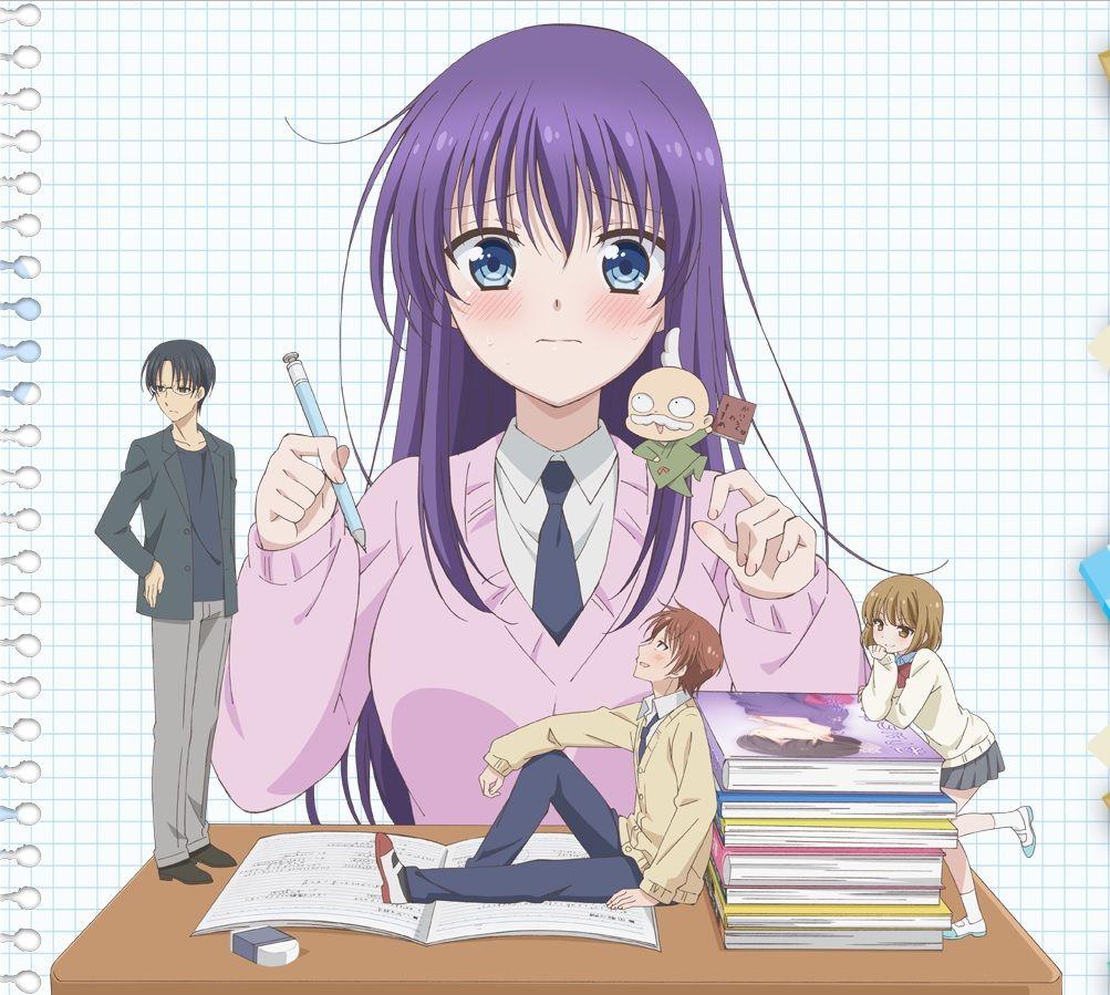 Desvelada Imagen Y Casting Principal Para El Anime De