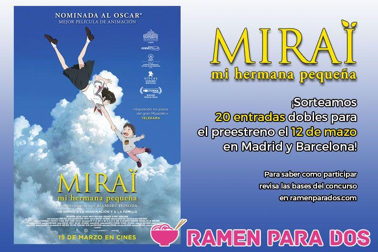 Concurso Mirai