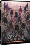 Ataque a los Titanes: La Película – El Rugido del Despertar DVD