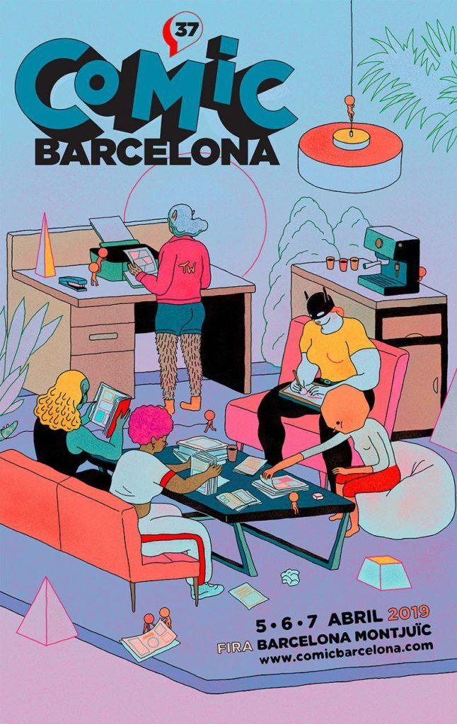 37 comic barcelona