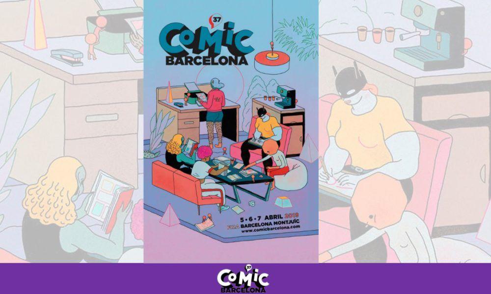 Nominados A Los Premios Del 37 Comic Barcelona Ramen Para Dos