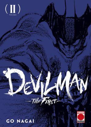 Devilman: The First #2