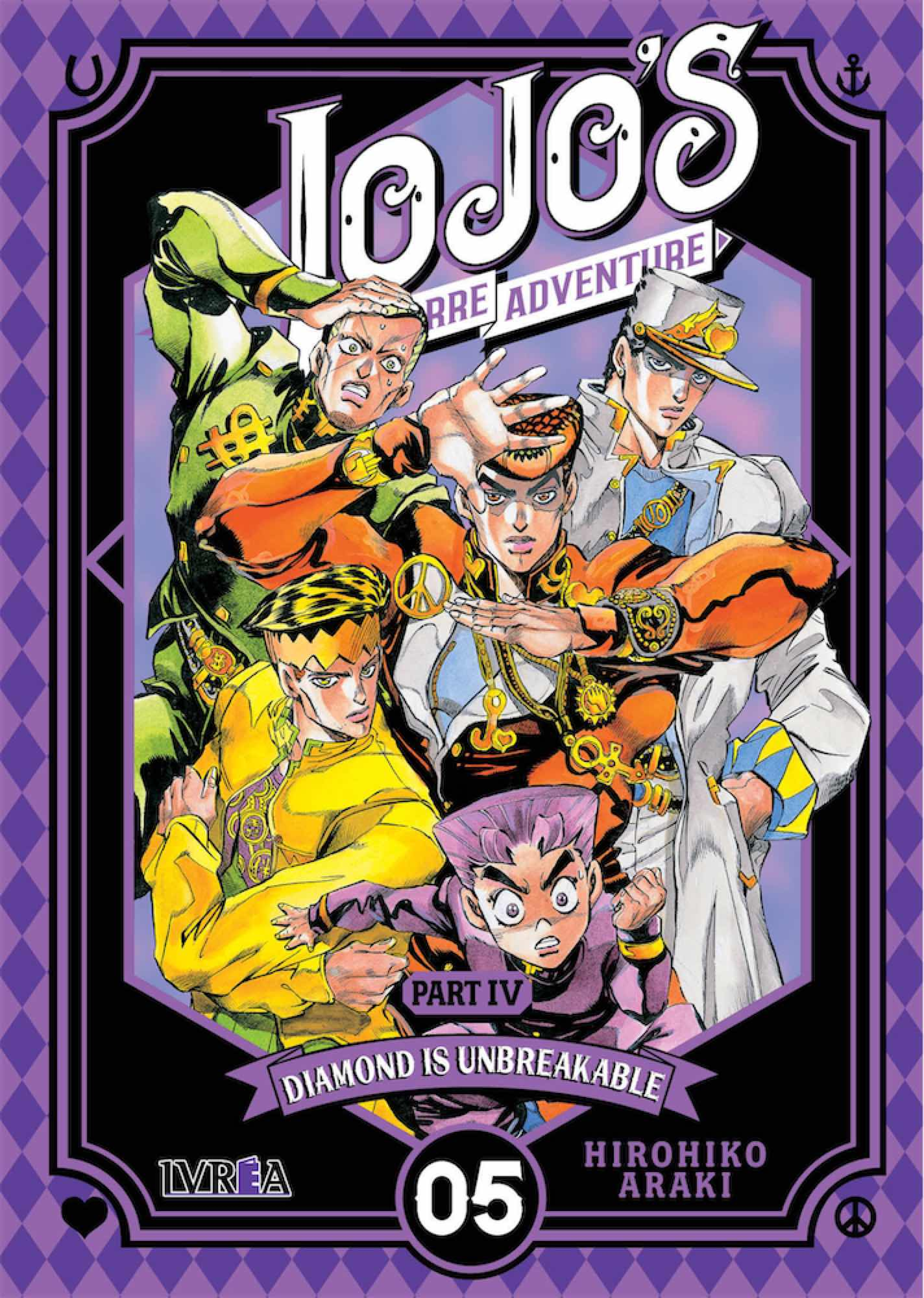 Diamond is Unbreakable 5