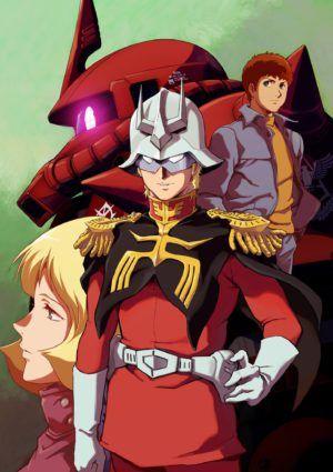 Kidô Senshi Gundam: The Origin – Zenya Akai Suisei