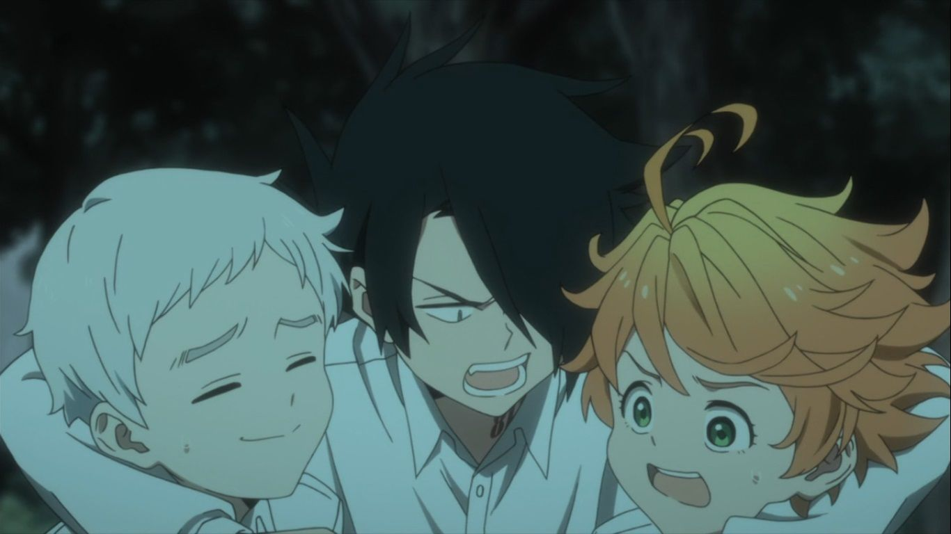 Anime Noodles The Promised Neverland Ramen Para Dos