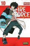 Fire Force #10