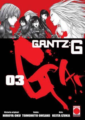 Gantz: G #3