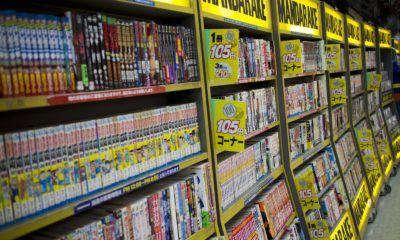 manga tienda
