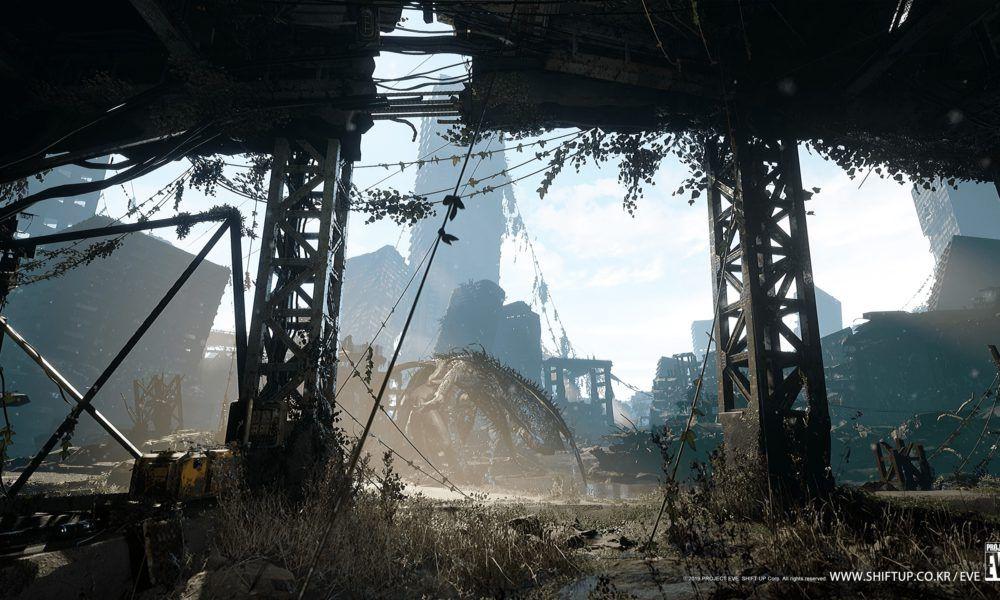 Project Eve anunciado para PlayStation 5