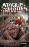 Ataque a los titanes: Antes de la caída #13