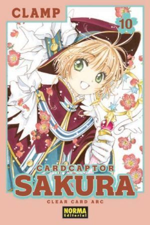 Cardcaptor Sakura Clear Card #10