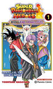 dragon ball heroes 1