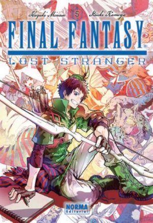 Final Fantasy: Lost Stranger #5