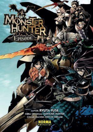 Monster Hunter Episode Pack completo