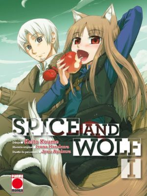 Spice and Wolf #1