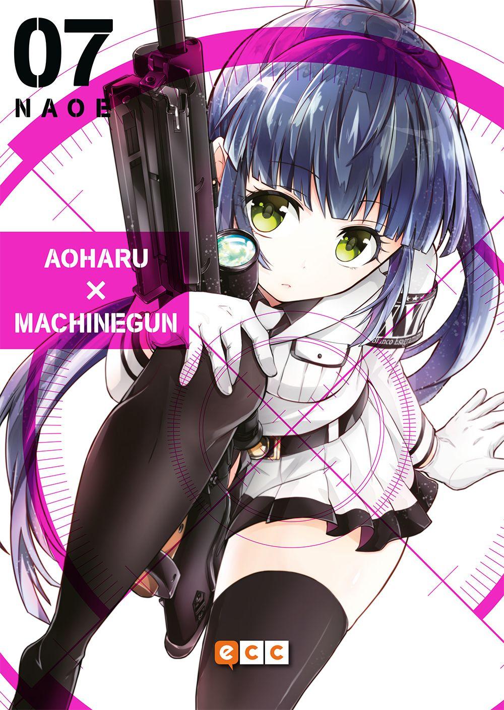 Aoharu x Machinegun 7