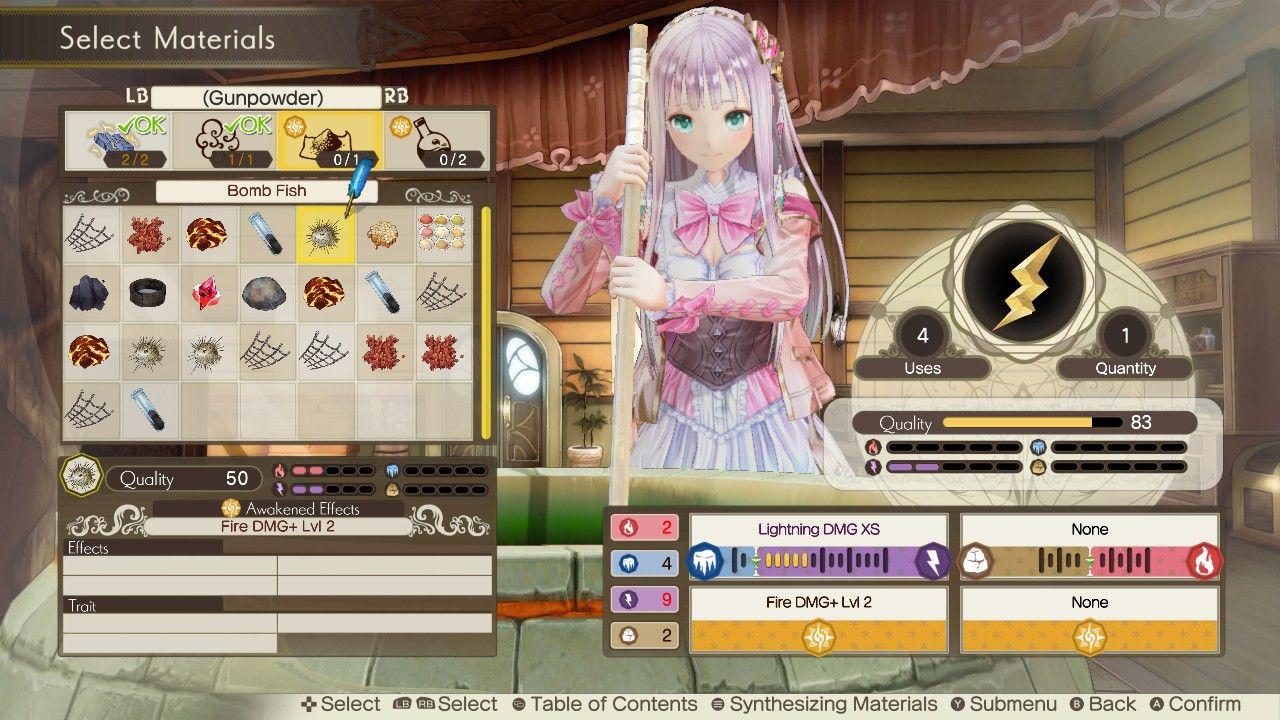 Atelier Lulua Screenshots – 08