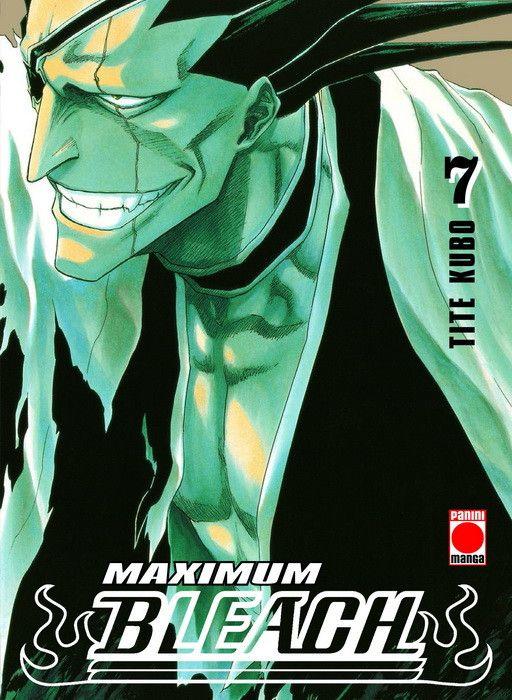 Bleach Maximun 7