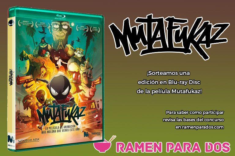 Concurso Mutafukaz