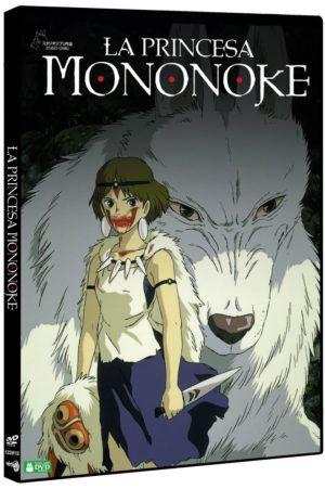 La Princesa Mononoke – Edición 2019 DVD