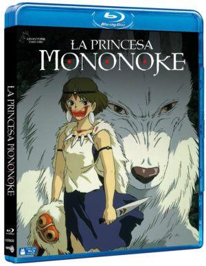 La Princesa Mononoke – Edición 2019 BD