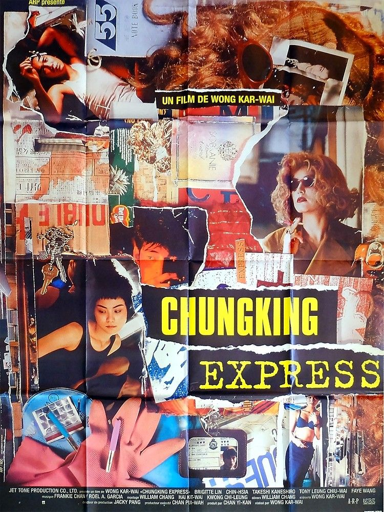 chungking express cartel