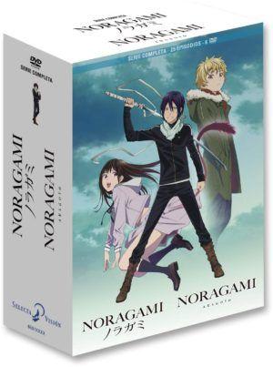 Noragami + Noragami Aragoto – Serie completa DVD