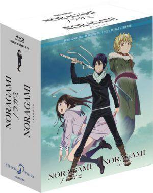 Noragami + Noragami Aragoto – Serie completa BD